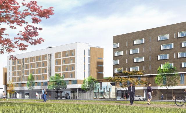 Le développement du logement social étudiant à l'ALJT