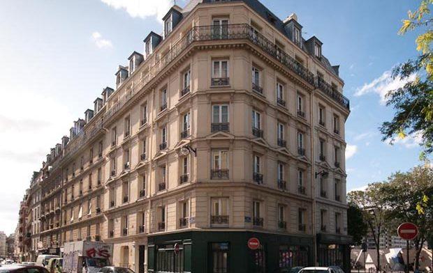 Paris 18   Marcadet