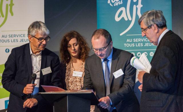 L'ALJT signe 3 conventions avec ses partenaires