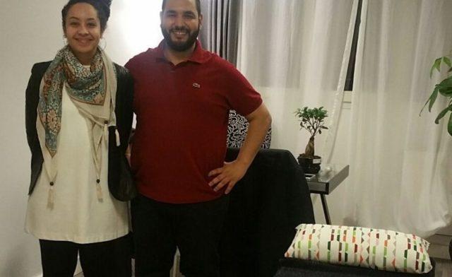 Jaouad résident à l'ALJT de Gennevilliers ouvre son cabinet d'Ostéopathie