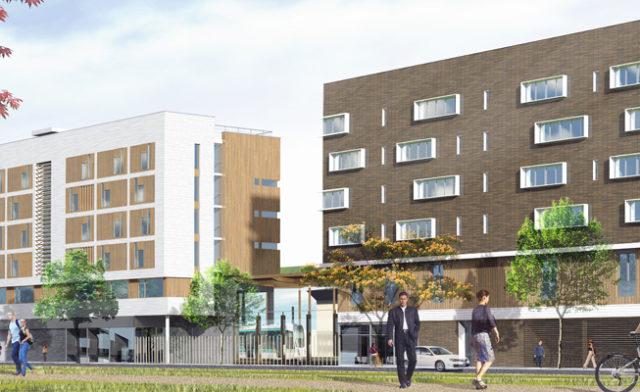 Ouverture d'une résidence étudiante à Vitry-sur-Seine