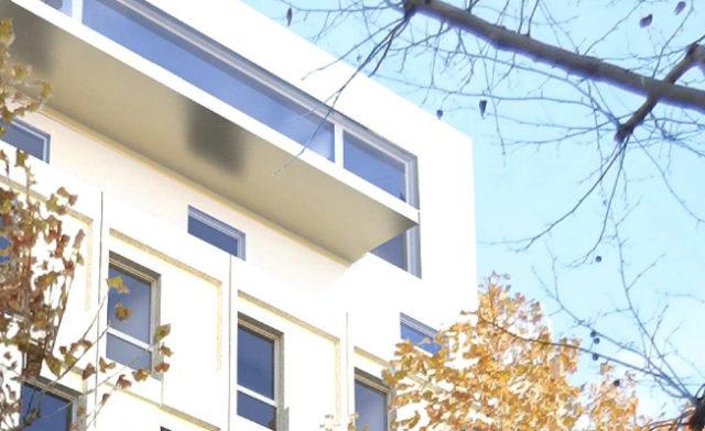 Ouverture d'une nouvelle résidence dans le 20e arr. de Paris