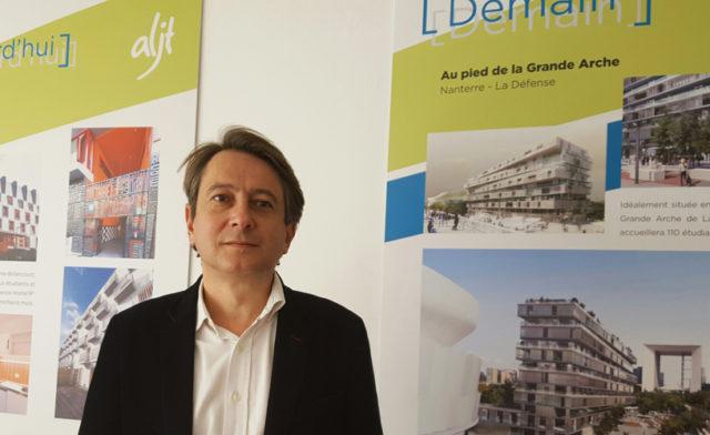 L'ALJT a un nouveau Directeur Général, Jean-Yves Troy