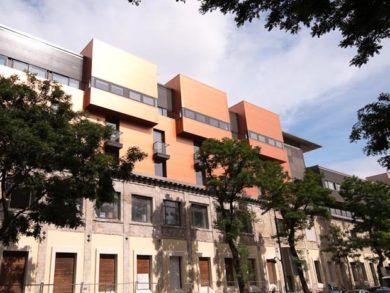 Residence Aljt Paris 18 148 Poissonniers Studios Etudiants