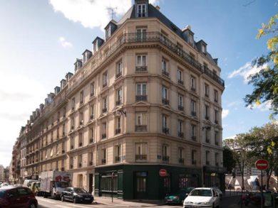 Residence Aljt Paris 18 Marcadet Studios Etudiants Jeunes