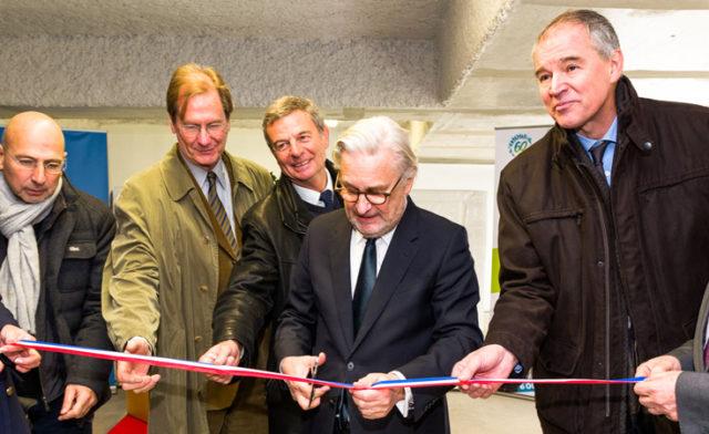 Inauguration de la résidence R'JAM de Chaville