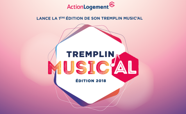 Le tremplin musical d'Action Logement