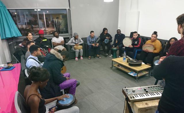 Atelier Rythme et chant de la méditerrannée