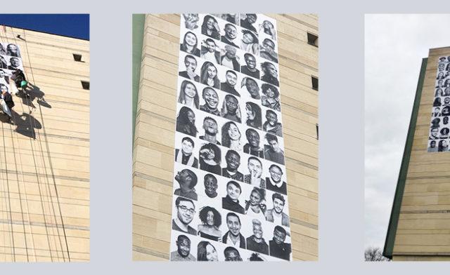 Le projet Inside Out de la résidence de Châtillon