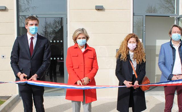 Inauguration de la résidence étudiante de Juvisy-sur-Orge